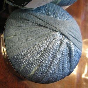 Bundle of 4 Skeins Tahki Tarns - Trio - Blue